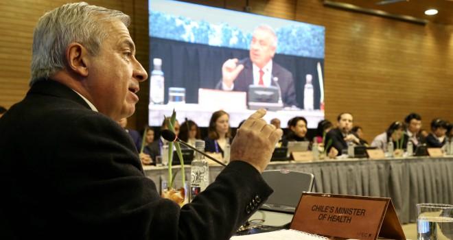 Envejecimiento y obesidad infantil marcaron la agenda del grupo APEC Salud